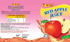 Red Aplle Juice